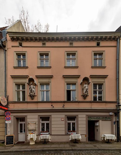 Bürgerhaus im Hohen Steinweg in Spandau