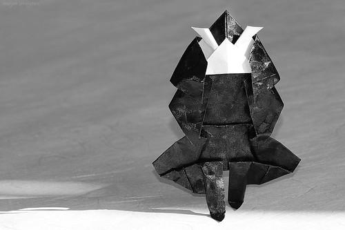 Origami Samurai Armor (Kunihiko Kasahara)