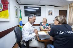 Reunião Frederico Antunes   –  05/03/2020 – Porto Alegre