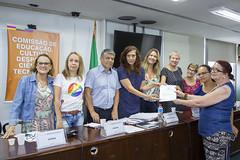 Comissão de Educação ALRGS  –  10/03/2020 – Porto Alegre