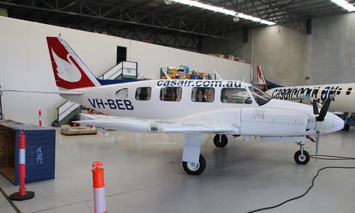 Piper PA31 VH-BEB Jandakot 27/09/19