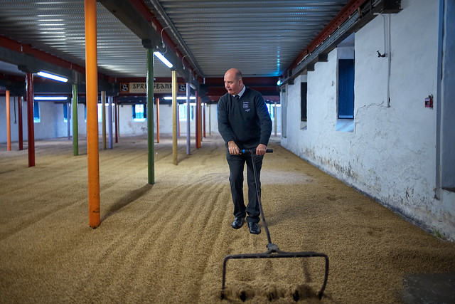 Springbank Ramblings - Malt Floor