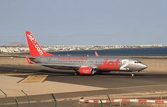 G-JZBB Boeing 737-800 Jet2  Arrecife 29-02-2020
