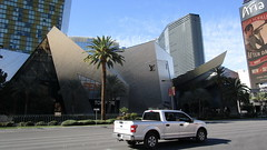"Nevada - Las Vegas: new CityCenter  --> ""Crystals"" & ARIA casino @ The Strip"