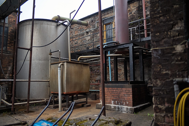 Springbank Ramblings - The Outside Condensors