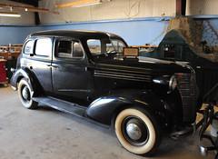 1938 Chevrolet Master DeLuxe 4-door sedan
