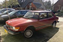 1983 Saab 99 GL