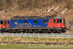SBB Cargo, 620 008-3 : Wetzikon