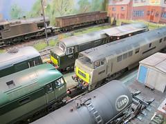O gauge diesel