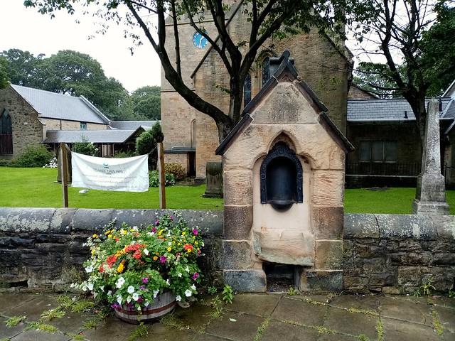 Drinking Fountain, St Paul's Church