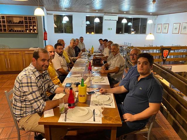 13/03/2020 Reunião Produtores Rurais Alegrete