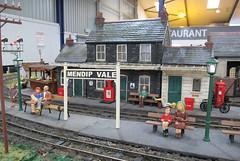 Mendip Vale station