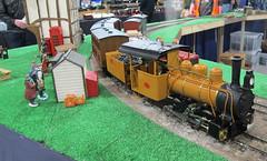 Roundhouse loco