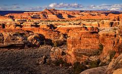 Fingers of Salt Creek Canyon (3-12-20 - 3-15-20)