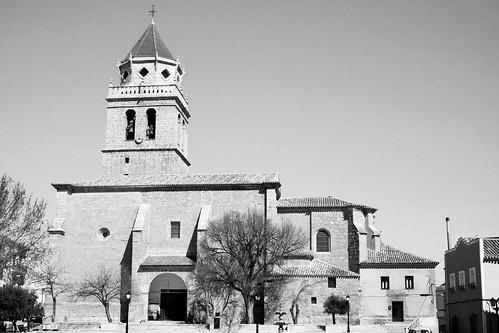 Iglesia de Mahora (Albacete)
