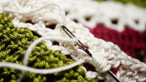 Macro Mondays - Needle and Thread