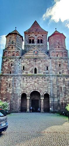 881 France - Alsace - Marmoutier, église abbatiale Saint-Etienne