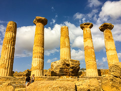 Valley of the Temples, Agrigento, Sicily