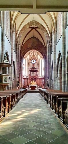 886 France - Alsace - Marmoutier, église abbatiale Saint-Etienne