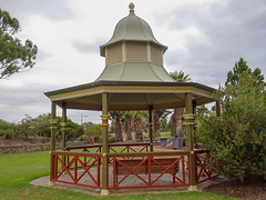 Old Style Bandstand