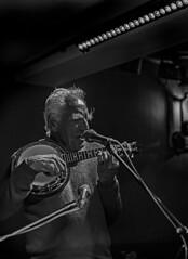 Banjo singer
