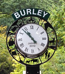 Burley, New Forest, Hampshire