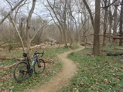 2020 Bike 180: Day 29 - Creek Trail