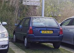 1995 Citroën AX 1.1i Allure