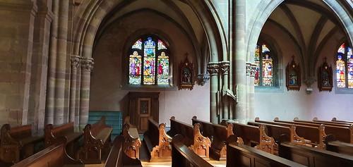 888 France - Alsace - Marmoutier, église abbatiale Saint-Etienne