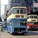 Hong Kong 1982: CMB AL1 (CT1094) on Nathan Road in Mong Kok