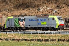 BLS Cargo, 486 502-8