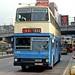 Hong Kong 1982: CMB ML2 (CR4882) on Nathan Road, Kowloon