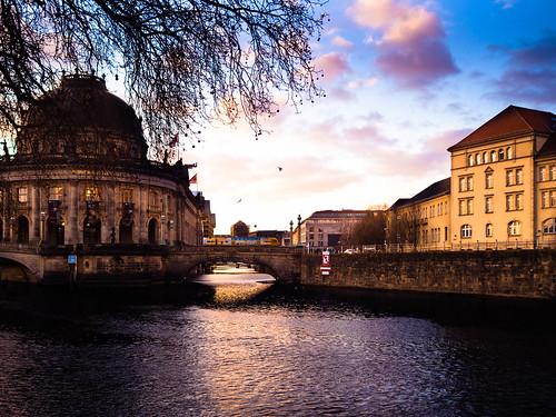 Berlin, early morning