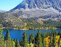 Early Autumn at Rock Creek Lake, Sierra Nevada, CA