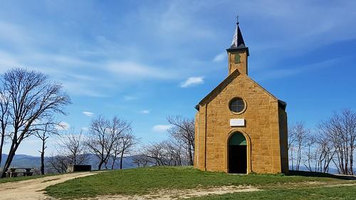 Sourcieux-les-Mines - Chapelle de Fouillet