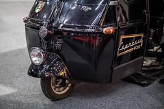 Espressomobil bei einem Event