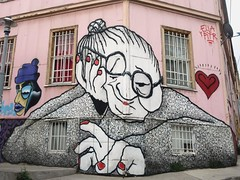 Thoughtful Graffiti