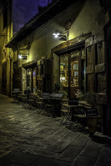Ruelle d'Arezzo