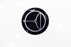 Austro-Daimler Bergmeister logo close-up