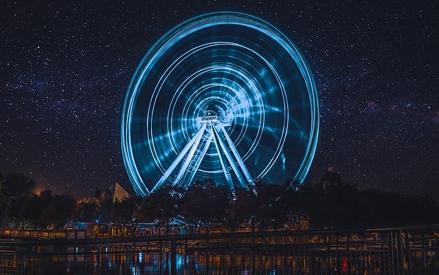 La grande roue étoilée