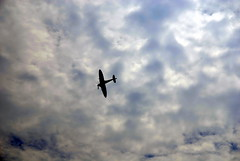 Spitfire, Coventry Airport 23.6.2019.
