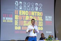 II Encontro Estadual de Funcionários(as) da Educação – 13/03/2020 – Bento Gonçalves