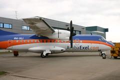 PH-XLI_AT43_Air Exel_Aruba Exel