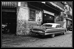 walking in Mar Mikhael (Beirut) Cadillac series 62 1961-1964 convertible