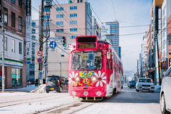 Sapporo City Transportation Bureau Type 250_254