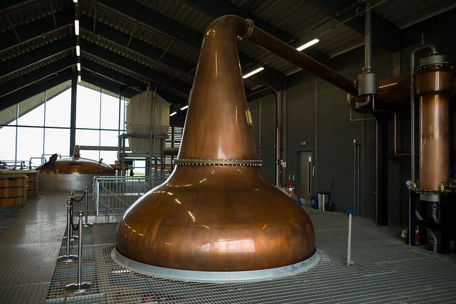 Lagg Ramblings - Copper Pot Still