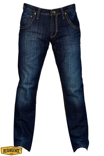 Motorcycle Jeans - Indigo Sport
