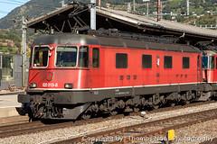 SBB Cargo, 620 015-8 : Kloten