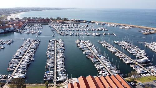 Hillary's boat harbour.. DJI Mavic Mini