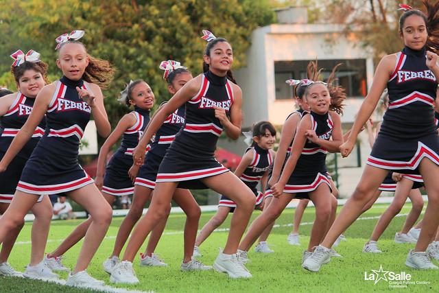 Jornada Deportiva Juegos Lasalle